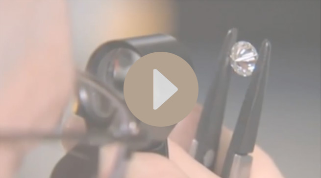 Diamond Education 4Cs diamond cut video
