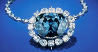 The Blue Hope Diamond Famous Natural Fancy Colour Diamonds - Diamonds 27