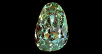 The Dresden Green Diamond Famous Natural Fancy Colour Diamonds - Diamonds 27